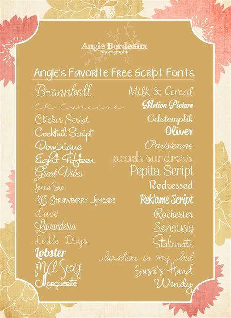 dafont edwardian script angie s favorite free script fonts most can be found on