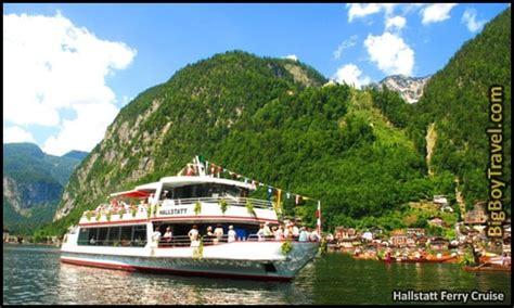 boat tour hallstatt hallstatt free walking tour map austria self guided