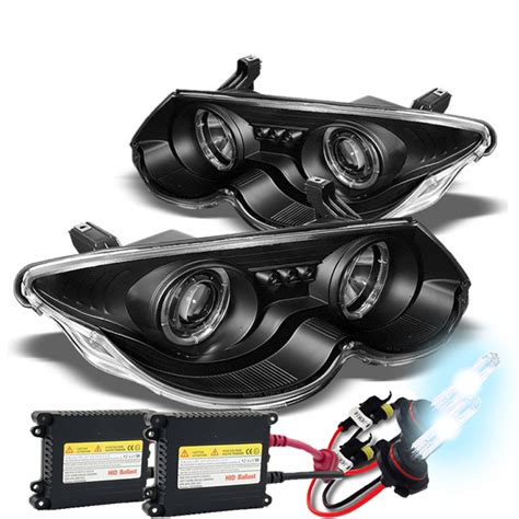 Chrysler 300m Headlights by Hid Xenon 99 04 Chrysler 300m Eye Halo Led