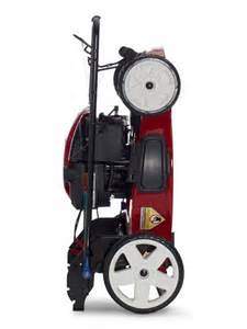 Garage Organization Lawn Mower 10 Uses For Garage Storage Space Saved By Mow N Stow