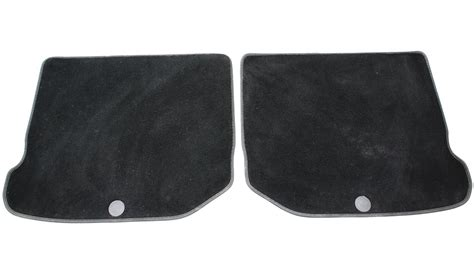 mk4 golf mats rear floor mat set vw jetta golf gti mk4 black carpet