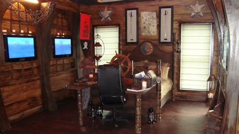 extreme bedroom makeover extreme makeover home edition pirate ship room