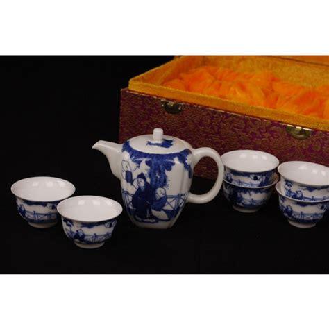 Messing Farbe 3883 by Chinesisches Teeservice Lehrer Aus Jingdezhen Original