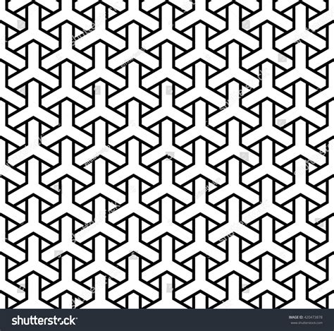 pattern islamic texture y tiles seamless pattern islamic texture stock vector