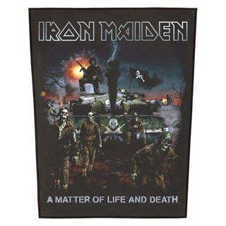 iron maiden a matter of and iron maiden nicko mcbrain wristband drum stick dod tour on