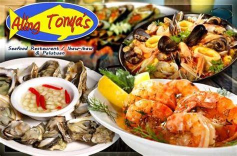 seafood buffet discount 50 aling tonya s restaurant seafood palutuan buffet promo