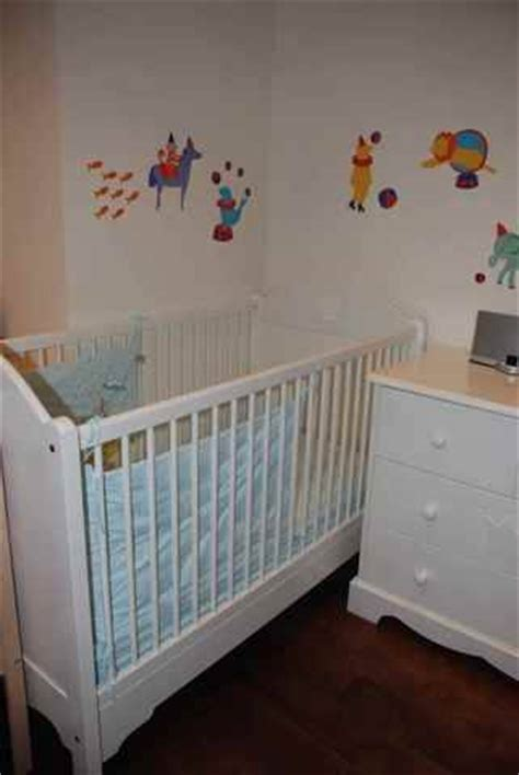 Jacadi Baby Bed Mattress For Sale Almost New Furniture In Second Baby Cribs For Sale