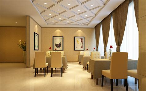 photo collection restaurant seat 3d modern