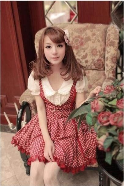 Dress Korea Original Import 6527 dress import ala korea model terbaru jual murah