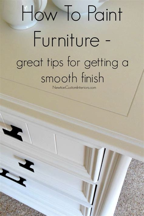 how to paint a desk white how to paint furniture newton custom interiors