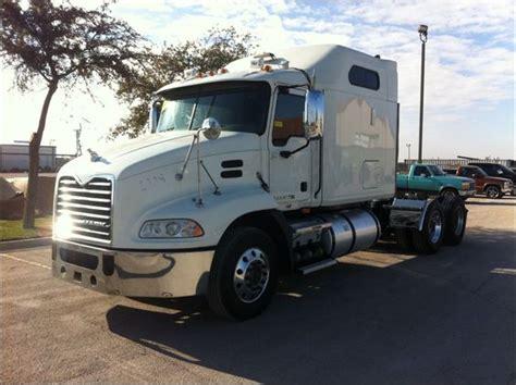 Mack Truck Sleeper by Mack Sleeper Trucks Http Www Nexttruckonline Trucks
