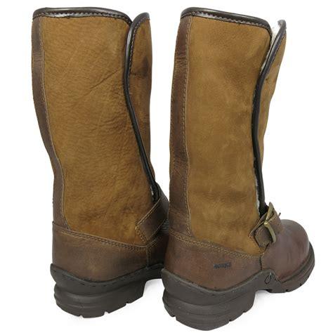 how to waterproof leather boots waterproof leather walking fur outdoor winter yard