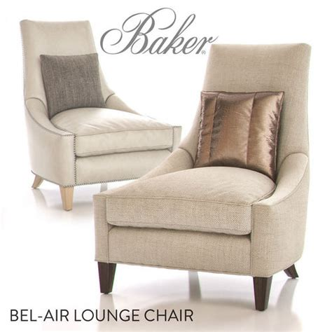 Air Lounge Chair by Baker Bel Air Lounge Chair 3d Model Max Cgtrader