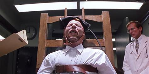 Faces Of Electric Chair by Just Cause 1995 Review Basementrejects