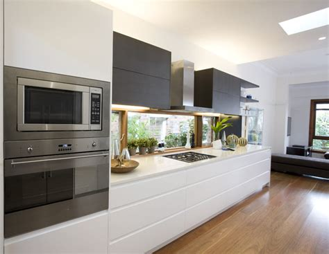 modern kitchen designs sydney light and space and plenty of quality modern kitchen