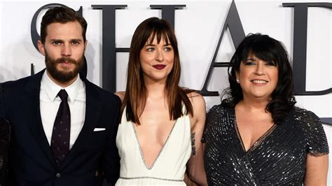 fifty shades of grey actors together fifty shades of grey sequel e l james demands to write