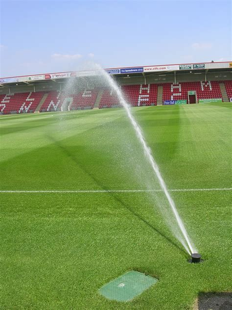 complete irrigation systems sports irrigation systems