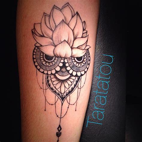 tattoo mandala dos fleur de lotus originale tatouage femme mandala tatoo