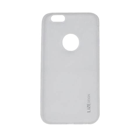 Softcase Ultrathin For Iphone 6 jual lize design softshell softcase color matte casing for