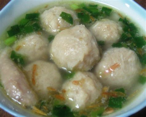 resep membuat bakso vegetarian pin kue sagu cake on pinterest