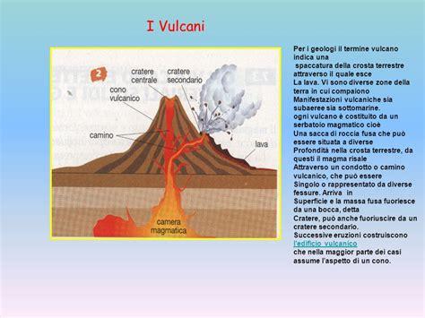 camino vulcanico i vulcani autore prof ssa camerlo loredana ppt