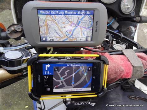 Motorrad Navi Empfehlung by Touratech Ibracket Motorradreisefuehrer De Rezensionen