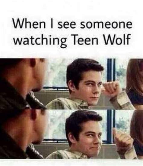 Teen Wolf Meme - image result for teen wolf memes teen wolf pinterest