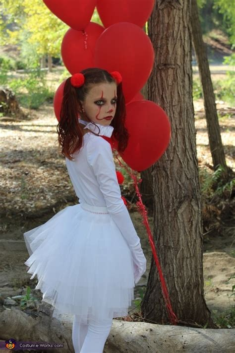 pennywise  baby georgie costume photo