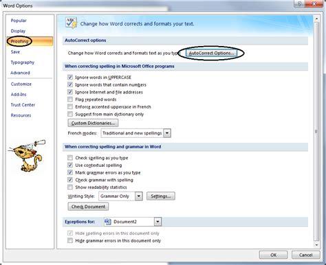 Bermain Kata Dan Gambar Pakai Ms Word 2007 1 mengoptimalkan fitur autocorrect untuk menghemat waktu