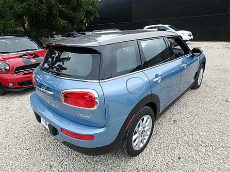 4 Door Mini Automatic by Cooper 4 Door New Sedan Automatic Gasoline 1 5l 3 Cyl