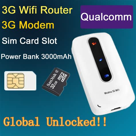 unlocked wireless 3g 3 75g mifi wifi router powerbank with