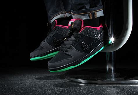 Nike Sb Northern Lights by Premier X Nike Sb Dunk Low Quot Northern Lights Quot Sneakernews