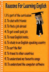 Why Do We Need To Study Language Essay by 10 Reasons For Learning Poster
