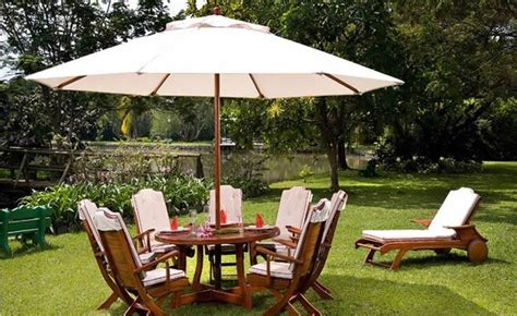 fundas para mobiliario de jardin el abc de las fundas para muebles de exterior