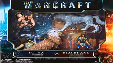 the toys the warcraft toys are here