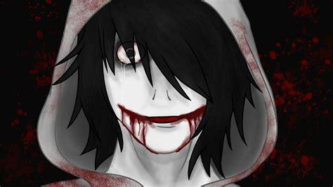 imagenes de jeff llorando la histotia de jeff the killer parte 2 anime amino