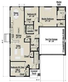 Small Floor Plans Cottages Three Cottage Plan Small House Plans Modern