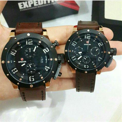 Jam Tangan Swiss Army 9205 jam tangan expedition leather jualan jam tangan wanita