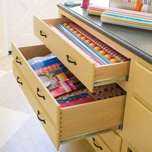 gift wrap storage ideas 1000 ideas about gift wrap storage on gift