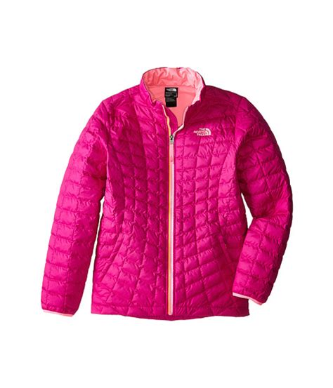 Jaket Kid Pink By Z Shop the thermoball zip jacket