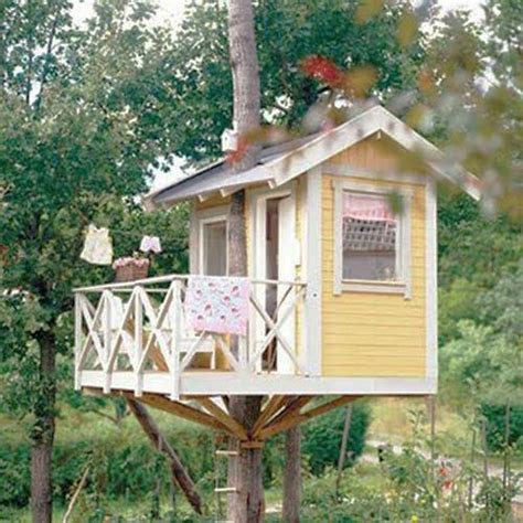 25 Tree House Designs For Kids Backyard Ideas To Keep Children Active And Happy
