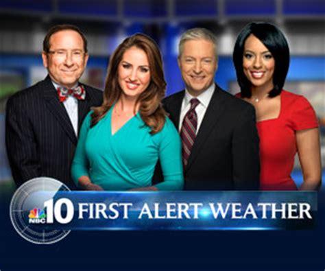 nbc 10 weather personalities nbc news 10 weather