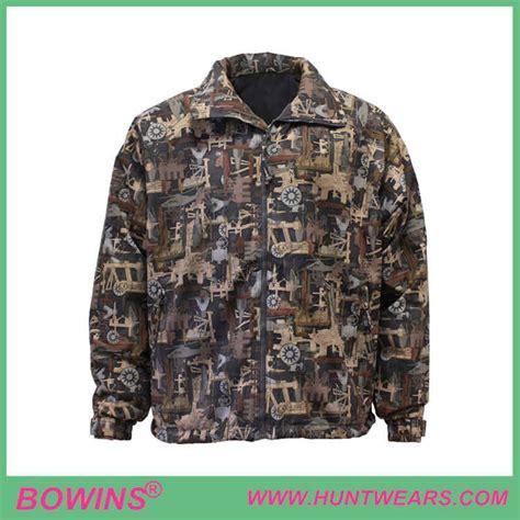 design camo jacket design men s hunter warm windproof camo hunting jacket