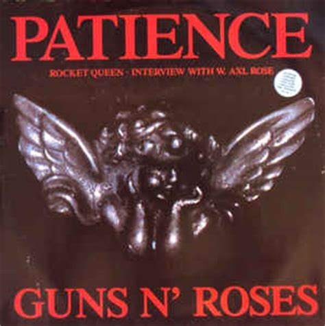 download mp3 song patience by guns n roses guns n roses patience vinyl at discogs