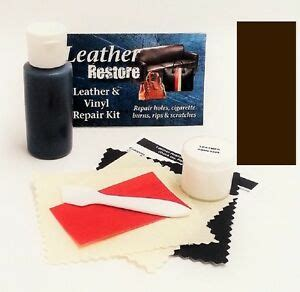 Leather Repair Kits For Couches Reviews by Air Leather Vinyl Repair Kit Espresso