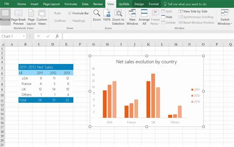 excel how to guide link excel to powerpoint