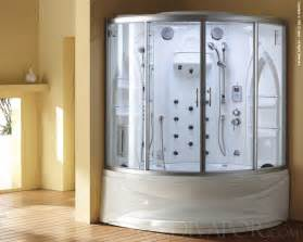 Jacuzzi Bath Shower Combo benefits of steam showers bath decors