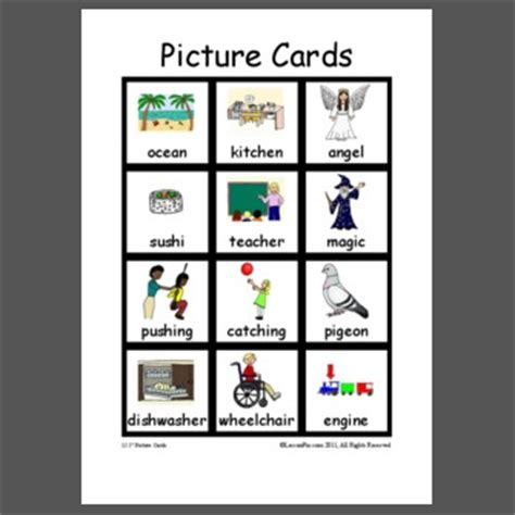 picture cards picture cards medial sh ch j