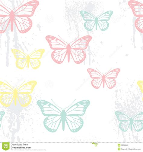 butterfly pattern stock seamless butterfly pattern stock photos image 13234603