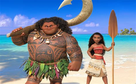 film animation moana disney s moana will get easter eggs featuring two lovable